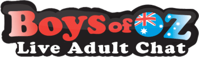 Boys of OZ Gay Webcam Sex and Live Adult Video Sex Chat Logo